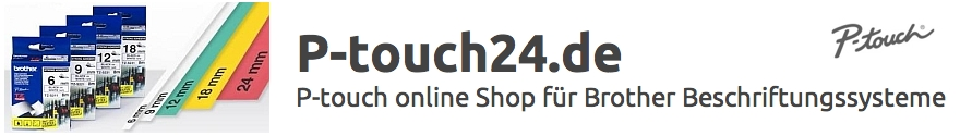 Brother P-touch TZe-Tape Online-Shop